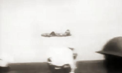 一式陸攻の雷撃