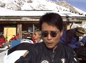 スキーは楽し?