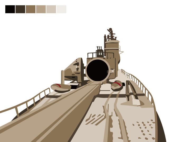 伊四〇〇型潜水艦の画像 p1_34