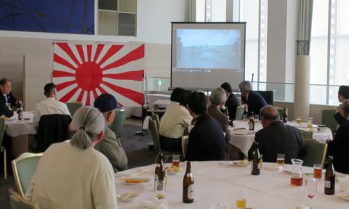 関西零戦搭乗員会2017年新年互礼会