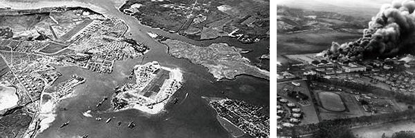 真珠湾攻撃画像